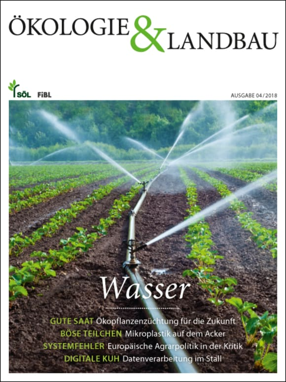 Cover: Wasser