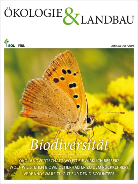 Cover: Biodiversität