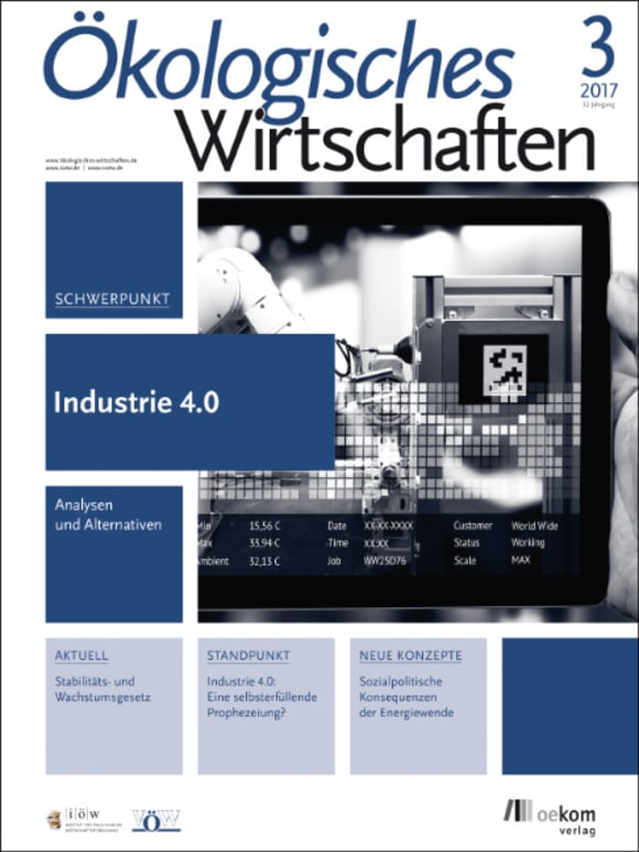 Cover: Industrie 4.0