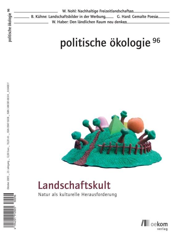 Cover: Landschaftskult
