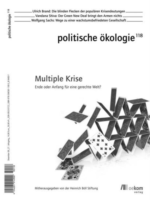 Cover: Multiple Krisen