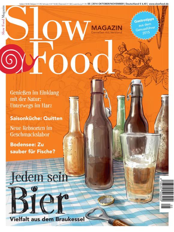 Cover: Bier
