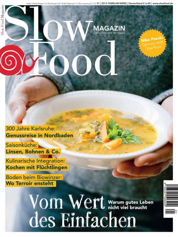 Cover: Vom Wert des Einfachen