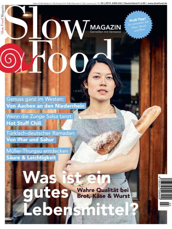 Cover: Was ist ein gutes Lebensmittel?