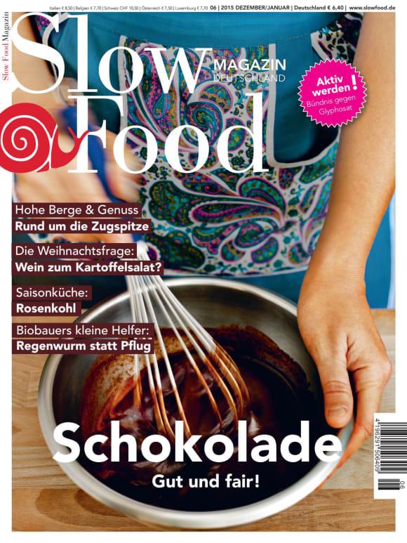 Cover: Schokolade