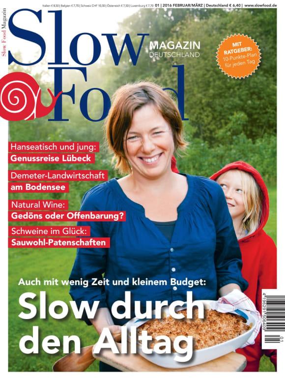 Cover: Slow durch den Alltag