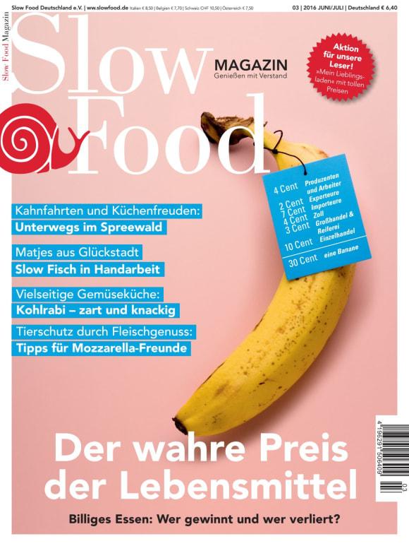 Cover: Der wahre Preis der Lebensmittel