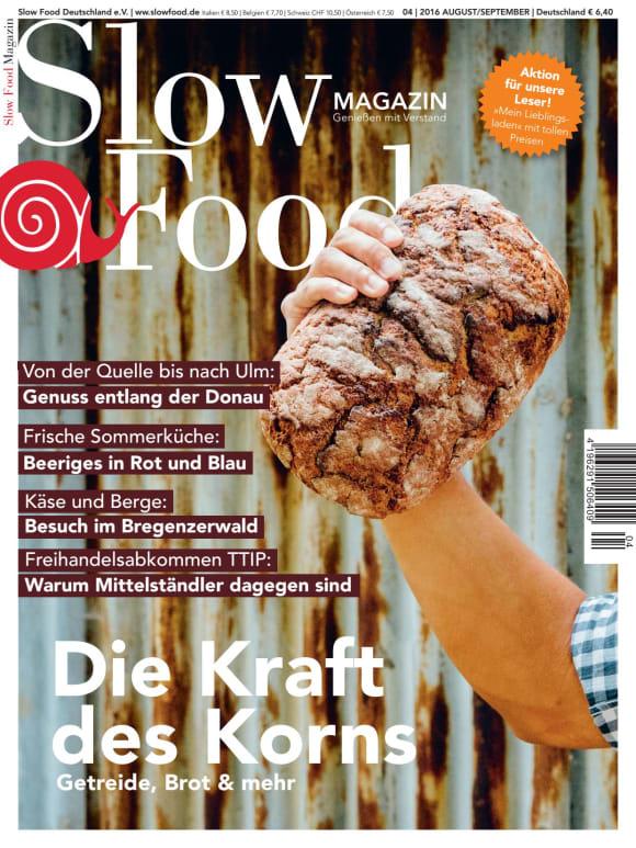Cover: Die Kraft des Korns