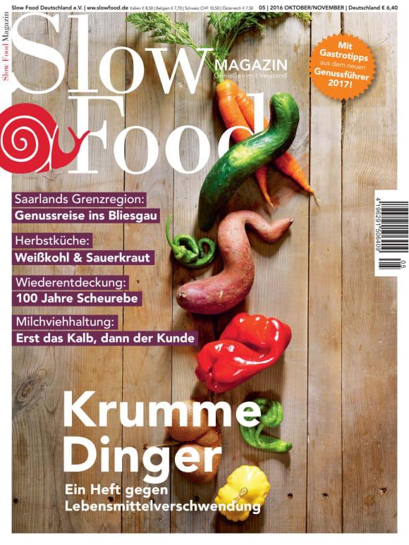 Cover: Krumme Dinger