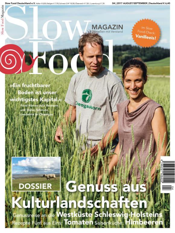 Cover: Genuss aus Kulturlandschaften