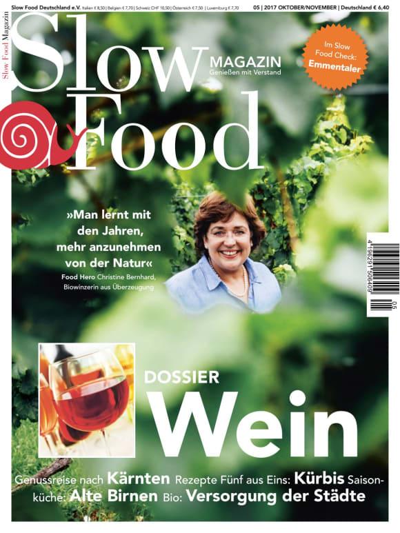 Cover: Wein - so natürlich wie möglich