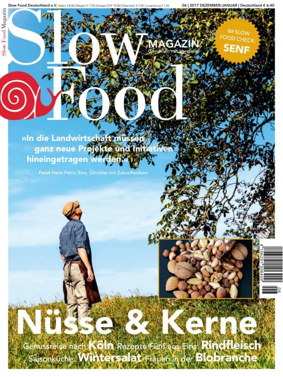 Cover: Nüsse & Kerne