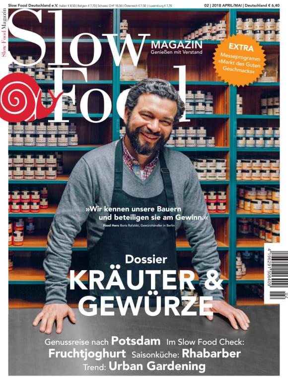 Cover: Kräuter & Gewürze