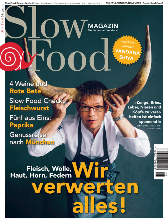 Cover: Fleisch, Wolle, Leder & Horn