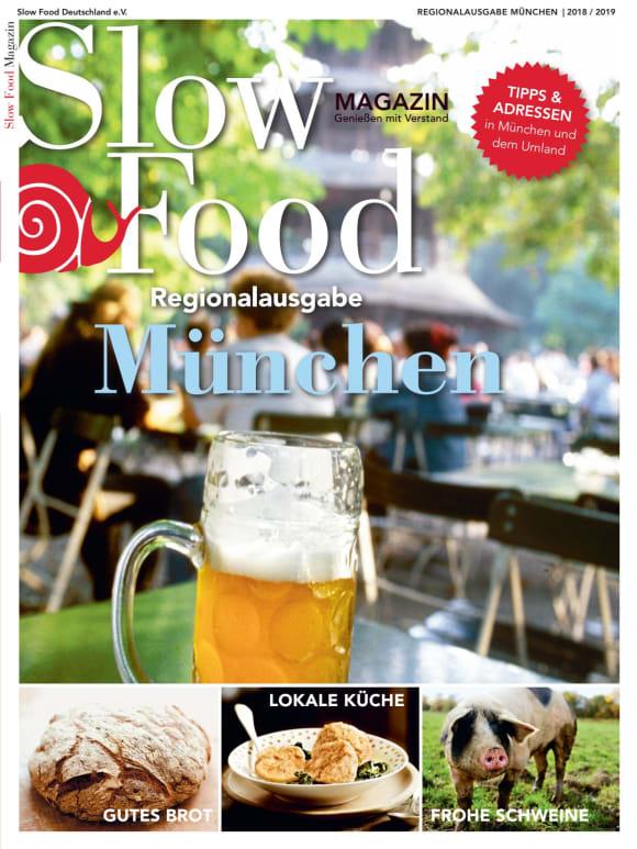 Cover: Regionalausgabe München