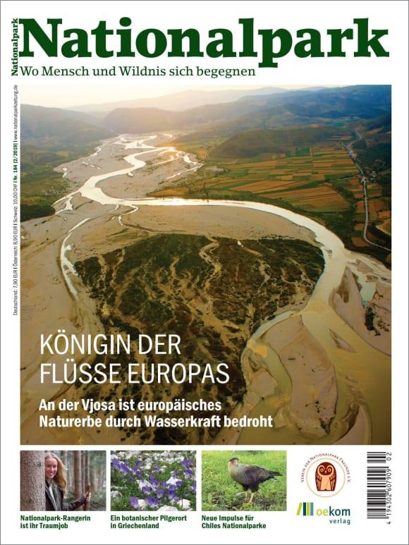 Cover: Königin der Flüsse Europas