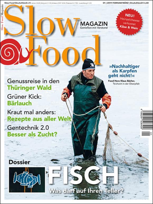 Cover: Fisch