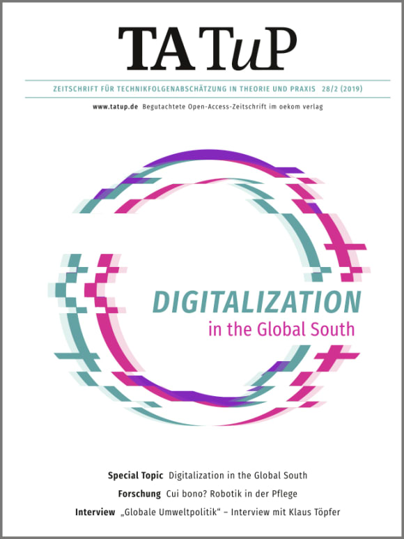 Cover: Digitalization in the Global South