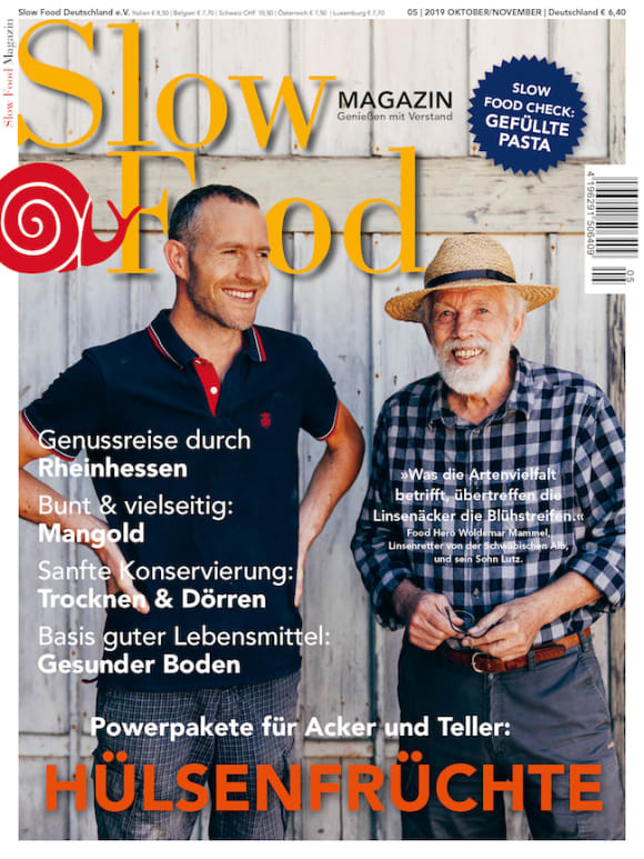 Cover: Hülsenfrüchte