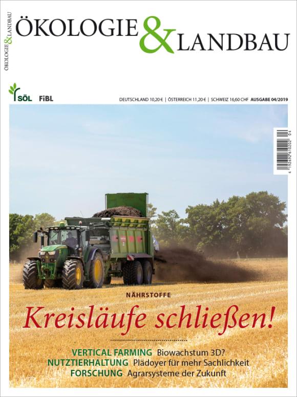 Cover: Nährstoffe