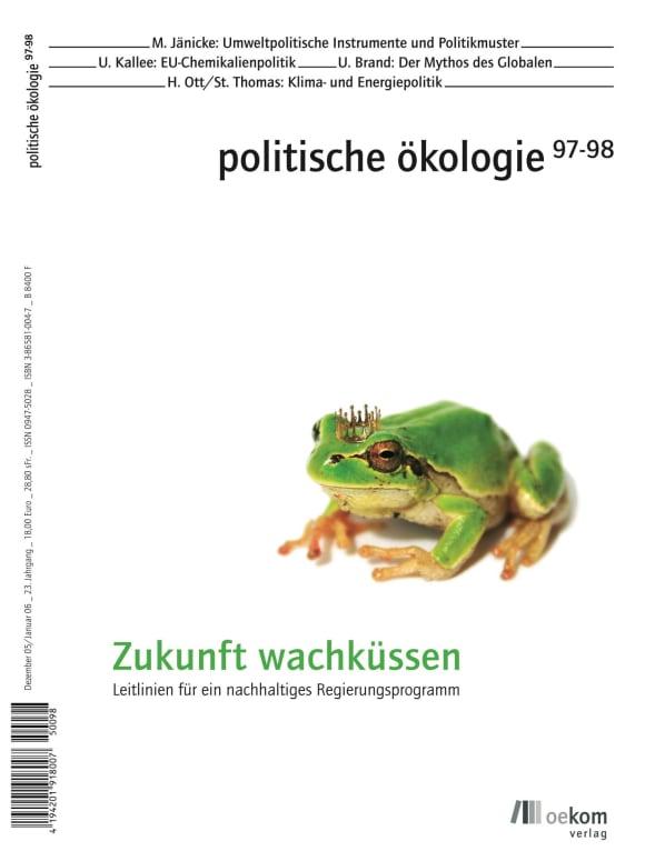 Cover: Zukunft wachküssen