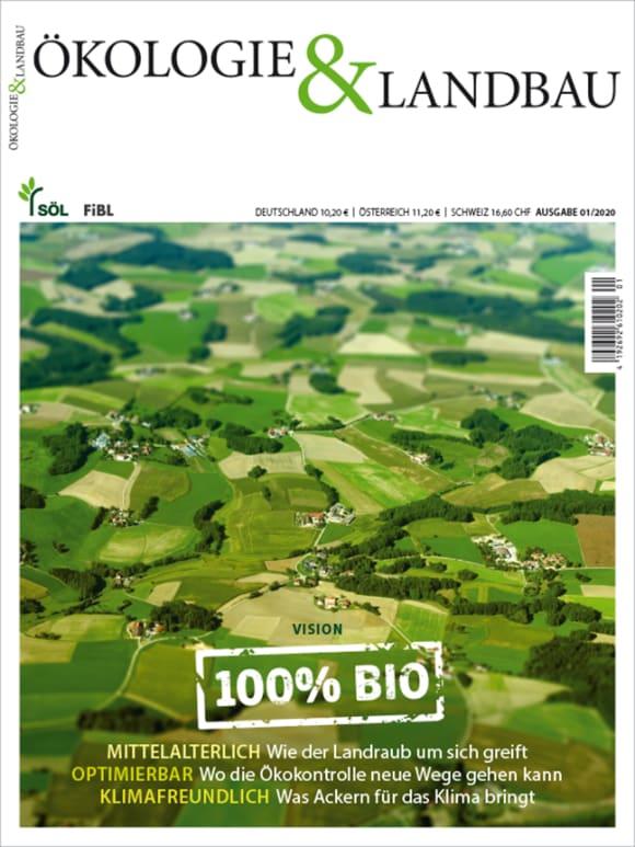 Cover: Vision 100% Bio