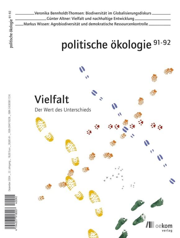 Cover: Vielfalt