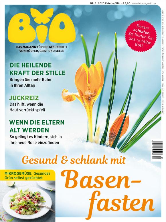 Cover: Gesund & schlank mit Basenfasten