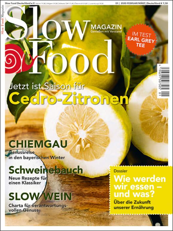 Cover: Wie werden wir essen und was?