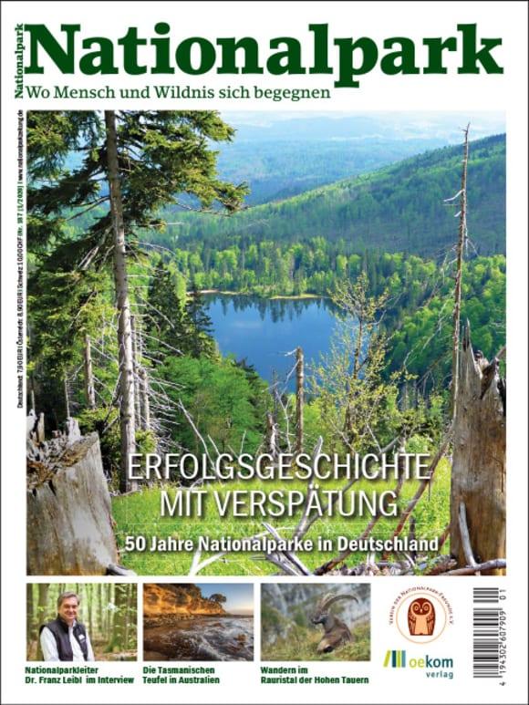 Cover: Erfolgsgeschichte mit Verspätung