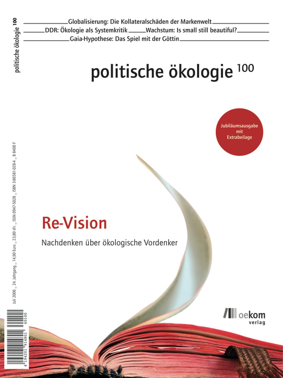 Cover: Re-Vision