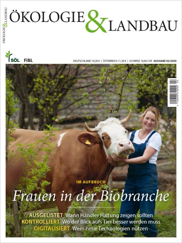 Cover: Frauen in der Biobranche