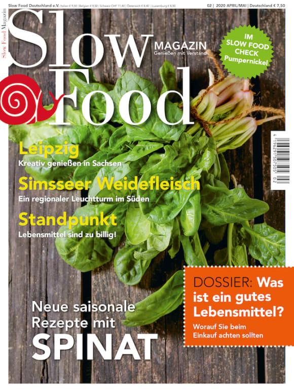 Cover: Dossier: Was ist ein gutes Lebensmittel?