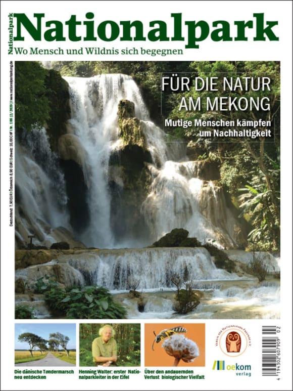 Cover: Für die Natur am Mekong