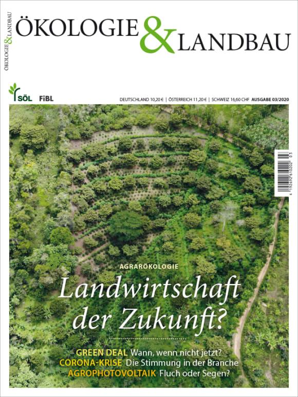 Cover: Agrarökologie