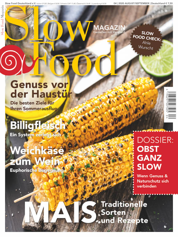 Cover: Dossier: Obst ganz slow