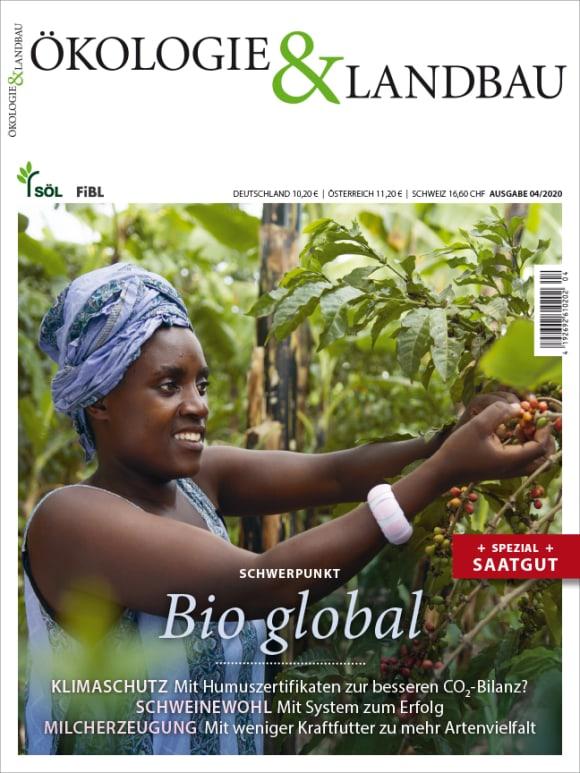 Cover: Bio global