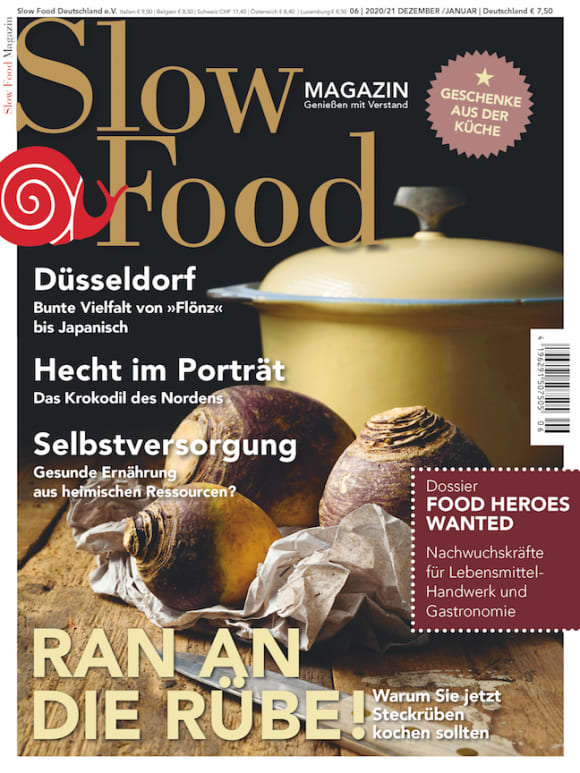 Cover: Dossier: Food Heroes Wanted
