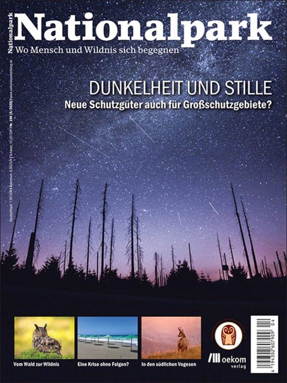 Cover: Dunkelheit und Stille