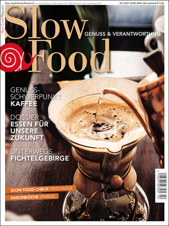 Cover: Dossier: Essen für unsere Zukunft – Planetengesundheit
