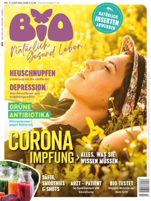 Cover: Corona Impfung