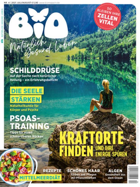 Cover: Kraftorte finden