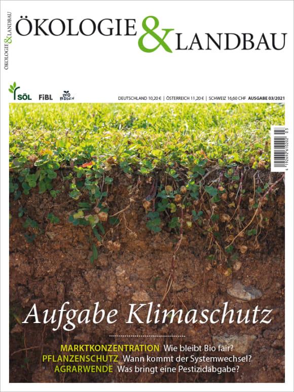 Cover: Aufgabe Klimaschutz