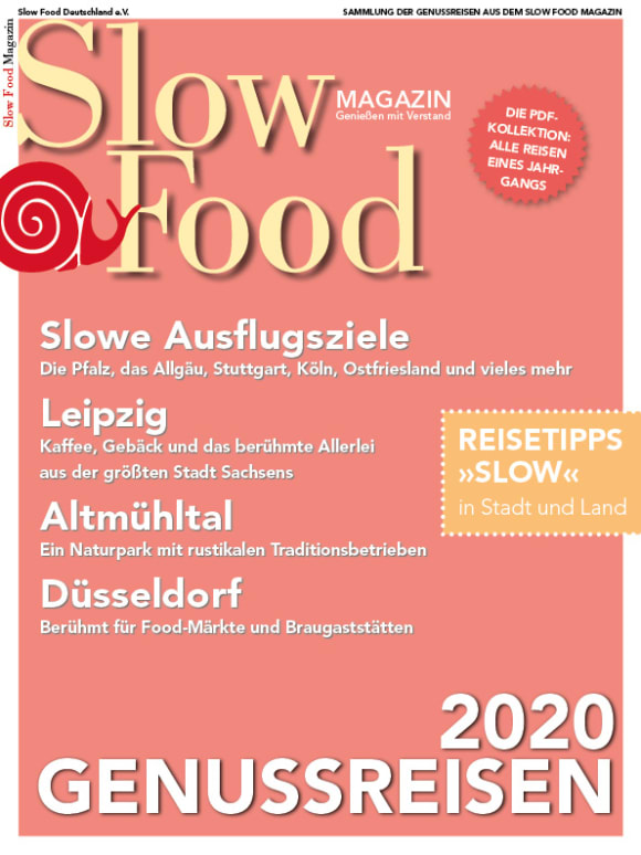 Cover: Genussreisen 2020