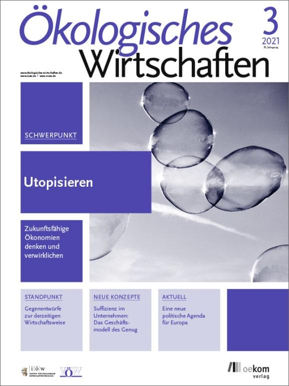 Cover: Utopisieren