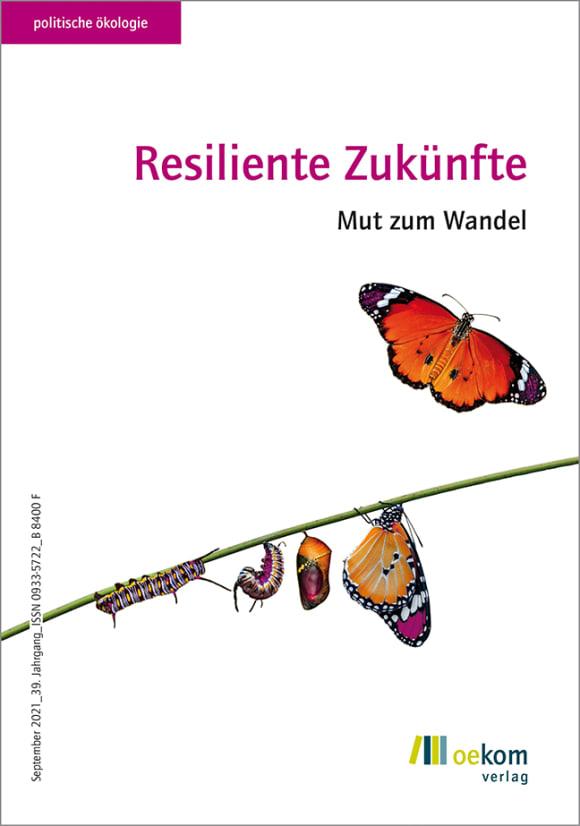 Cover: Resiliente Zukünfte