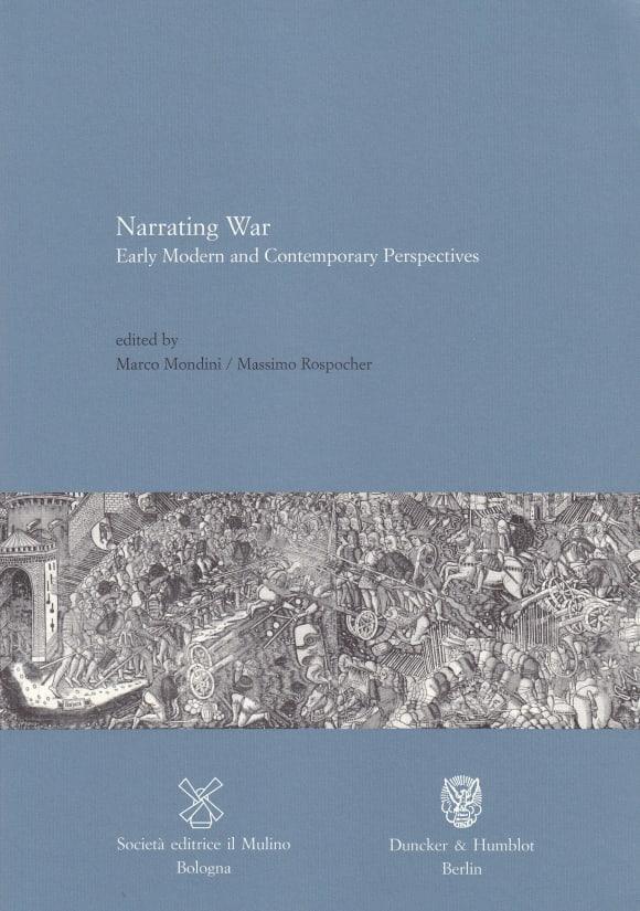 Cover Narrating War