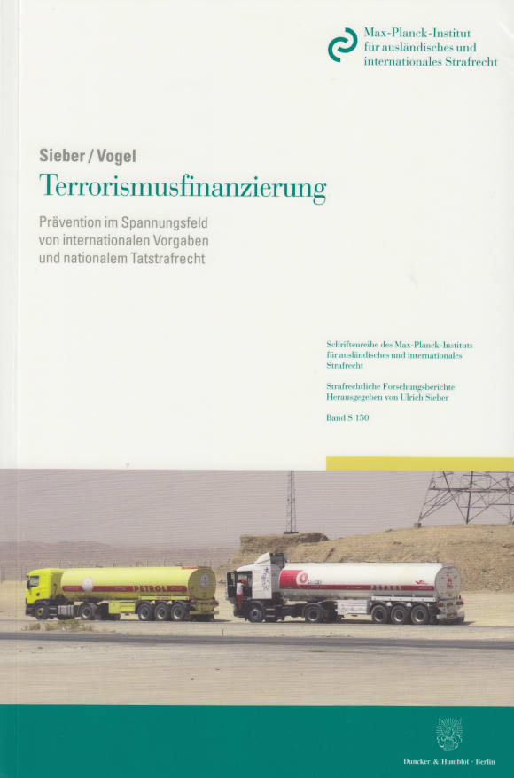 Cover Terrorismusfinanzierung