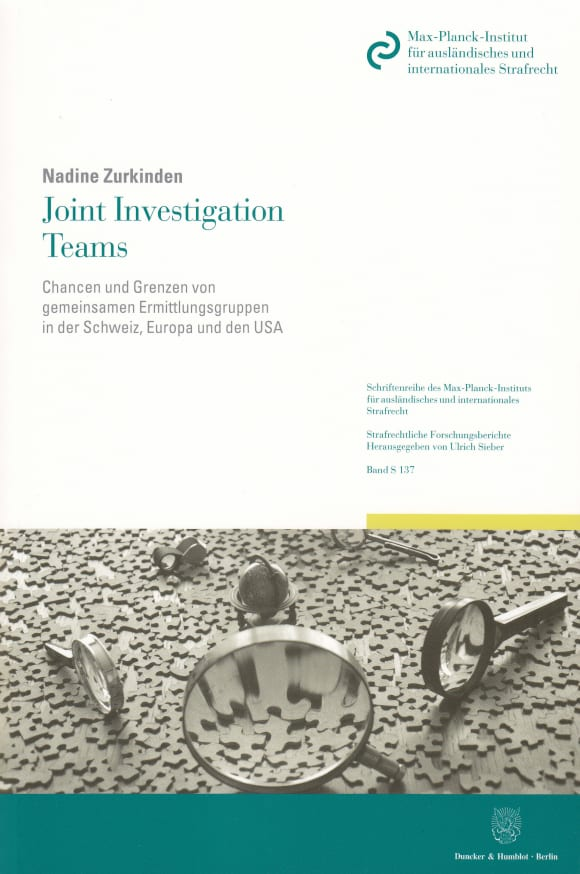 Cover Joint Investigation Teams