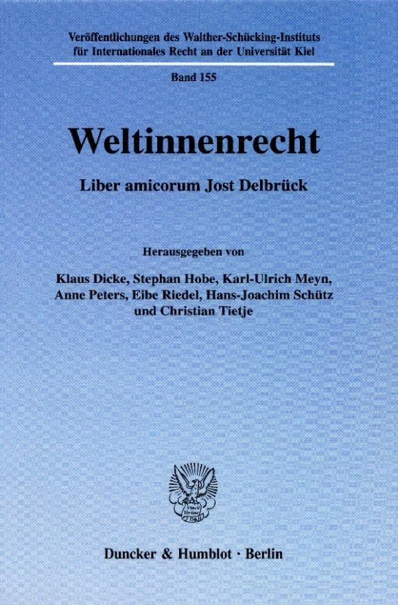 Cover Weltinnenrecht